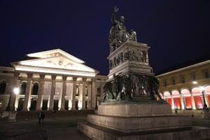 A stellar job … the Bayerische Staatsoper.