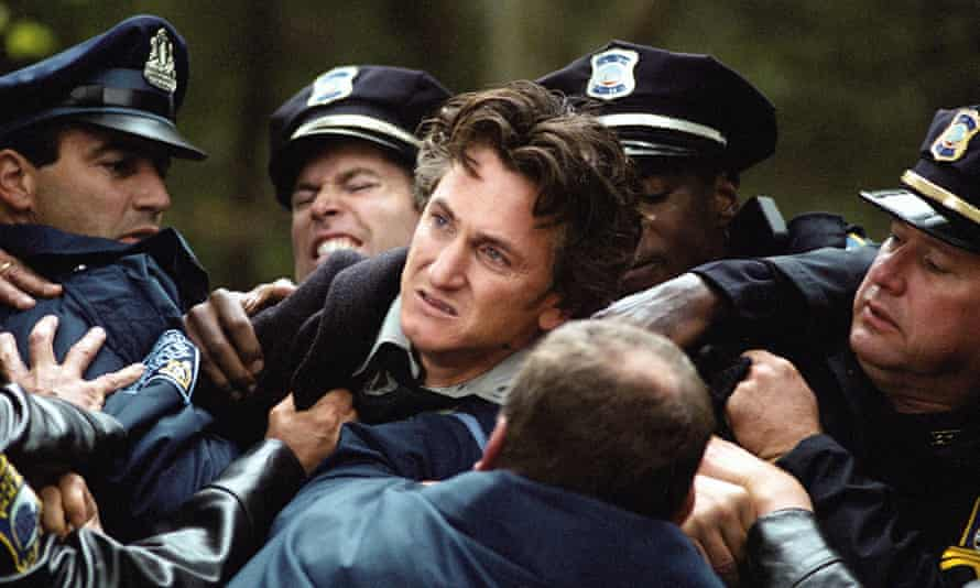 Sean Penn In Mystic River.