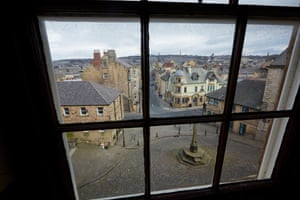 View from the Judges' Lodgings.