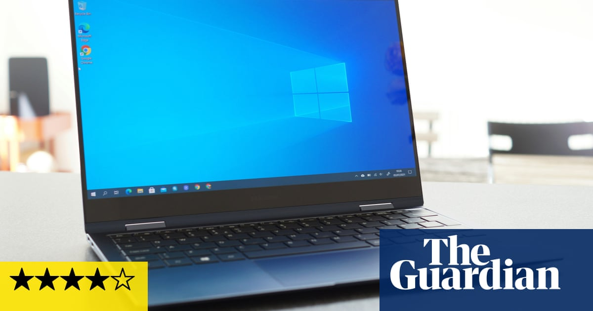Samsung Galaxy Book Pro 360 review: flexible laptop with beautiful OLED screen