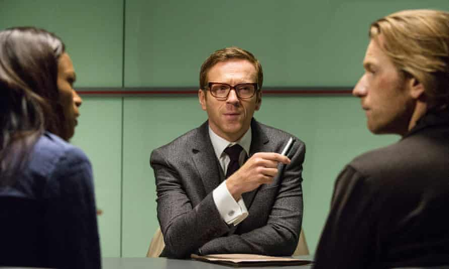 Naomie Harris, Damian Lewis and Ewan McGregor in Our Kind of Traitor.