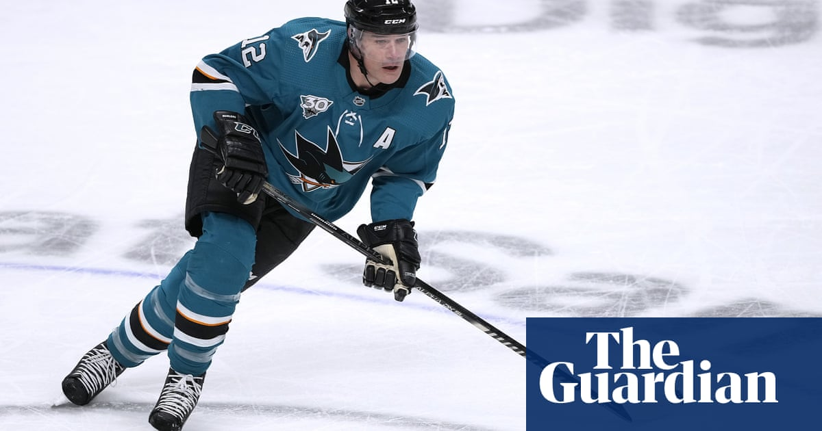 Patrick Marleau's journey from Canadian farmboy to NHL's 1,768-game recordbreaker