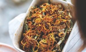 Hetty McKinnon's green bean tahini casserole