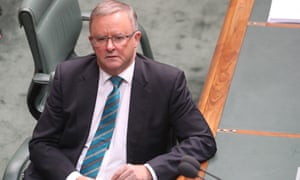 The Labor leader, Anthony Albanese
