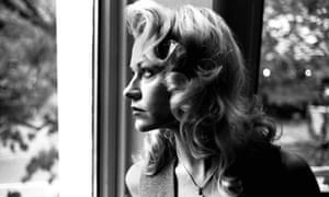 Back to the mighty rivers … Shelby Lynne, pictured in 2001.