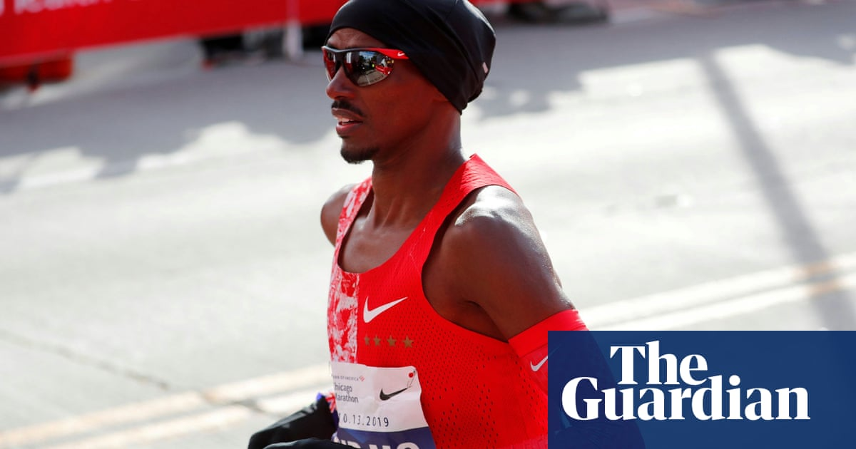 Leaked reports show Mo Farah changed account to US anti-doping investigators
