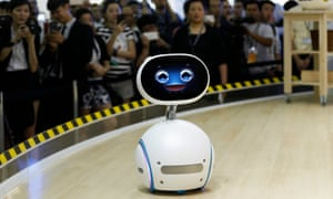 five in home robots that could change your life technology the guardian. Black Bedroom Furniture Sets. Home Design Ideas
