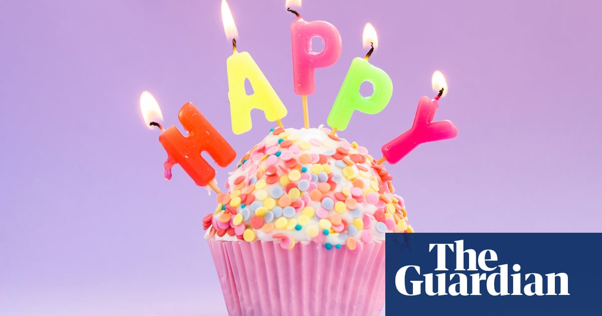 Quick, sweet and life-affirming: I'm planning the perfect virtual birthday party