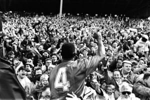 Andy Gray and the Palace famous celebrate a monumentous victory.
