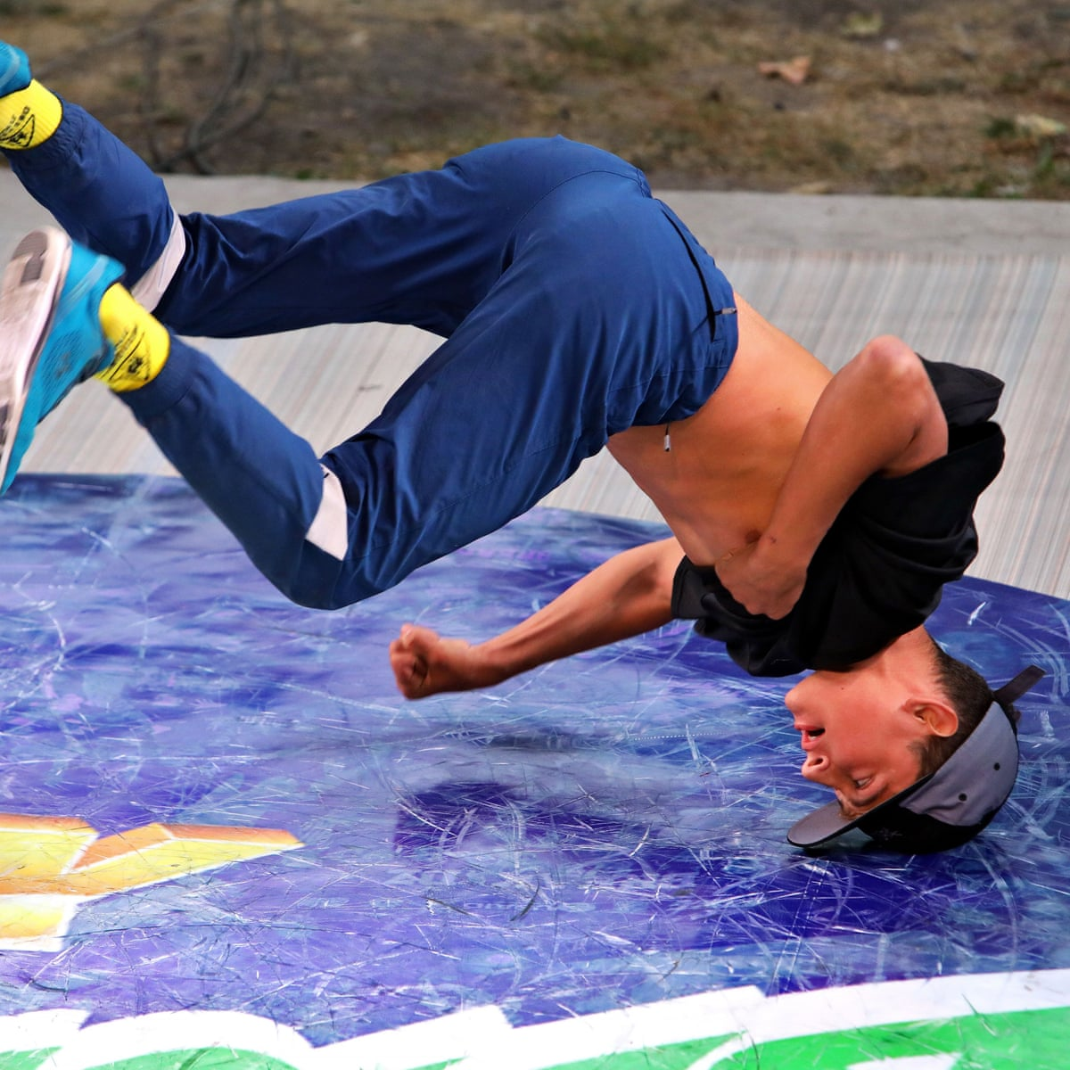 More urban' competitive breakdancing added to Paris 20 Olympic ...
