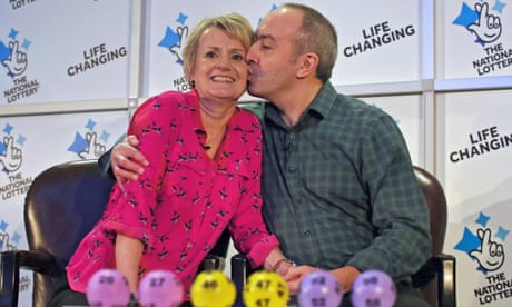I laughed, then panicked': the strange journey of lottery