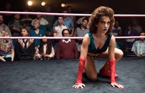 A cross between OITNB and DodgeBall … GLOW.