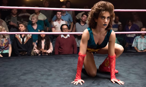 theguardian.com - Katie Puckrik - Alison Brie: 'If you're imagining me from Mad Men, you're in for shock therapy'