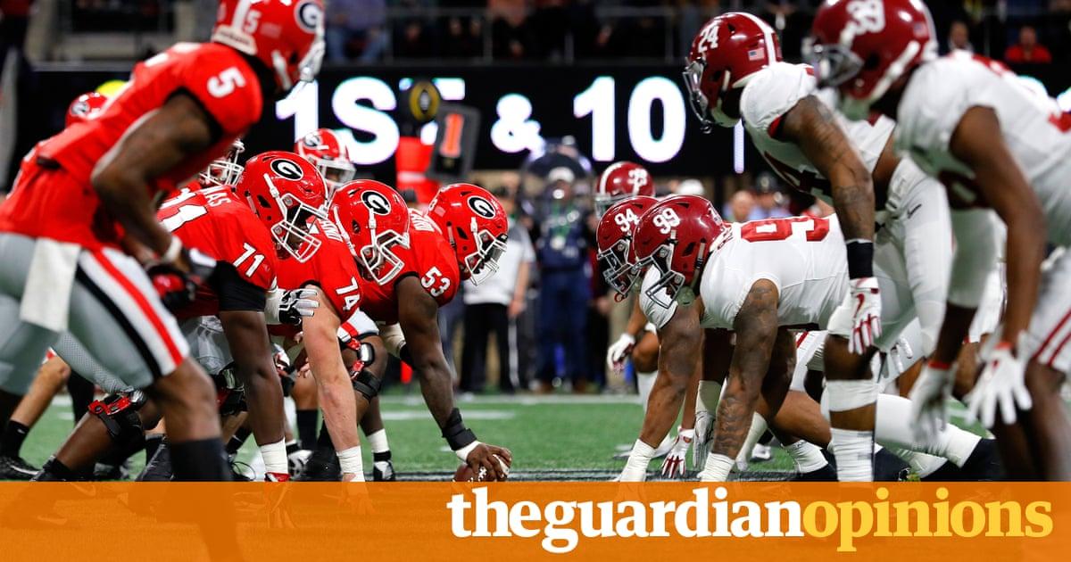 college athlete compensation