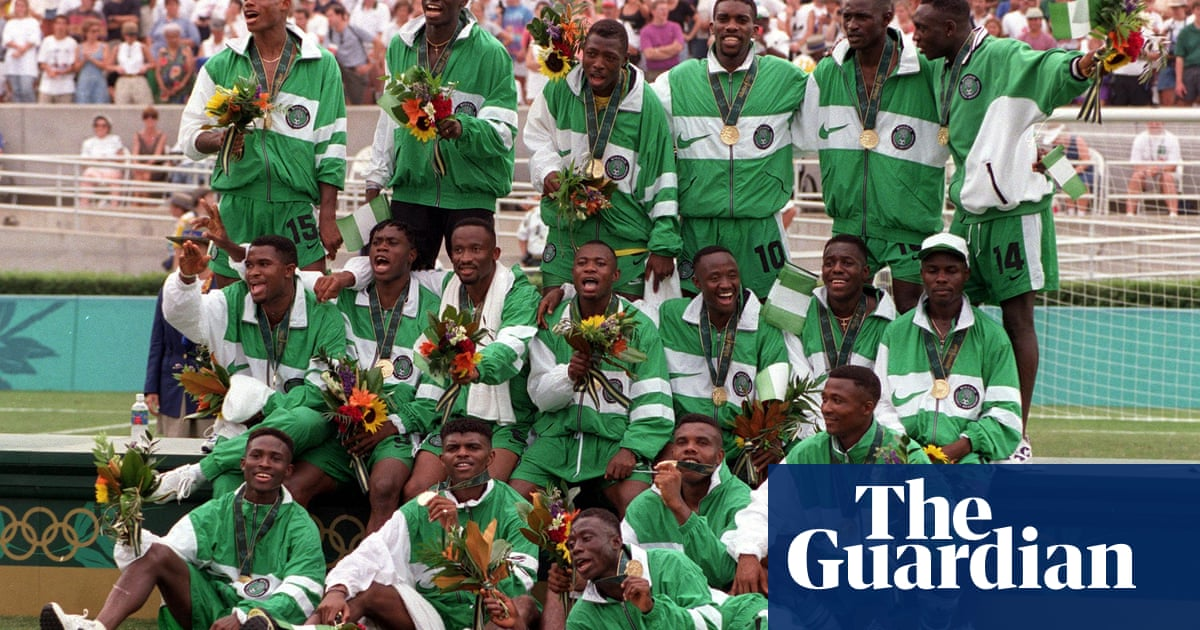 e2499dca85a  We ran out of beer   the night Nigeria won Olympic football gold against  Argentina