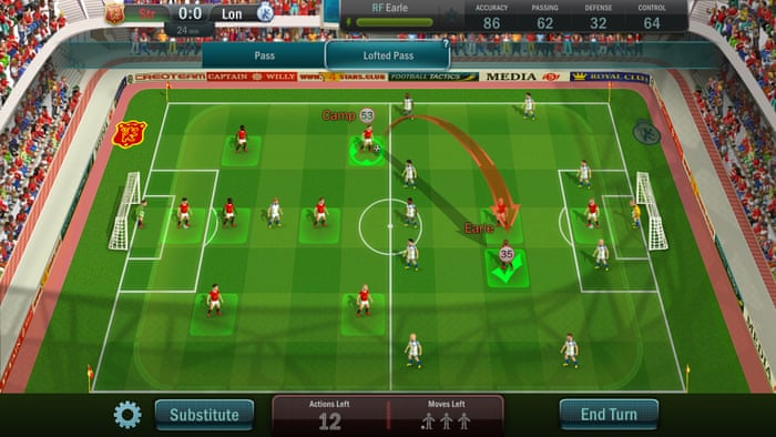 A league of their own: six of the best football video games