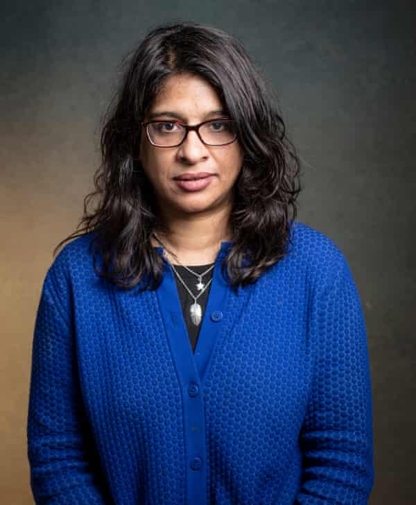 'Theatre can play an important role for change' … Indhu Rubasingham.