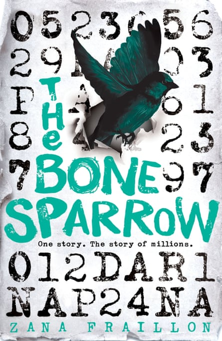The Bone Sparrow hi-res cover image