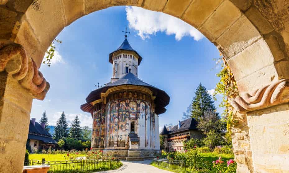 Moldovita monastery, Suceava.