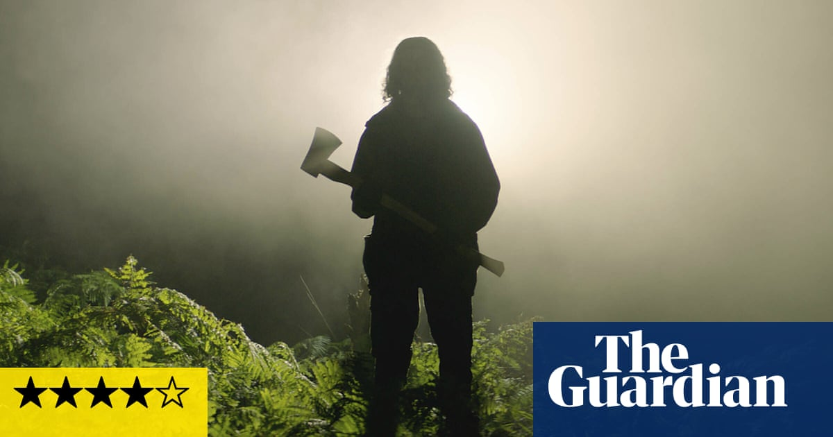In the Earth review – Ben Wheatley's trippy occult horror is a fine return to form