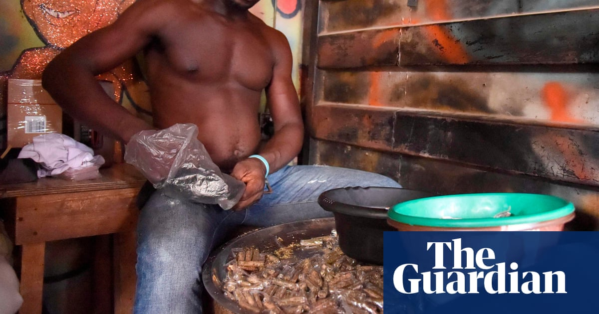 Religious rehab centres fill gap as Nigeria grapples with soaring drug use