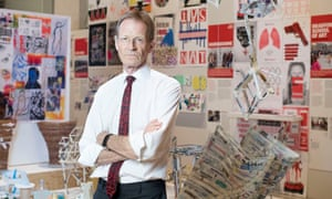 Nicholas Serota, outgoing director of the Tate galleries and incoming chair of Arts Council England.