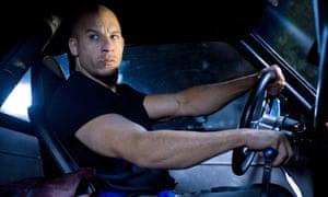 Vin Diesel in the 2009 film.