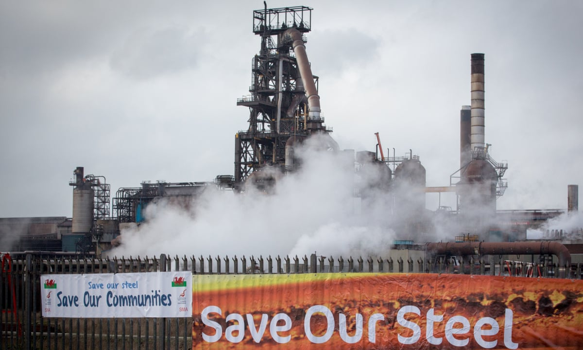 Tata Steel To Sell Off Entire British Business Business