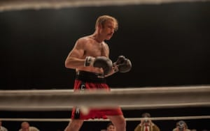 Liev Schreiber as Chuck Wepner in The Bleeder.