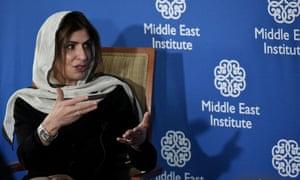 Princess Basmah is an advocate for reform in Saudi Arabia