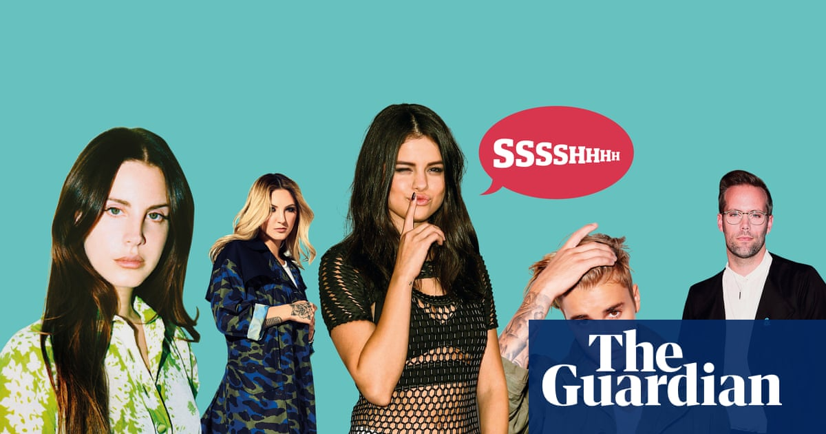 Whisperpop': why stars are choosing breathy intensity over vocal