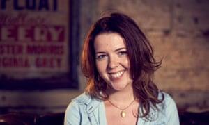 Writer Lisa McGee.