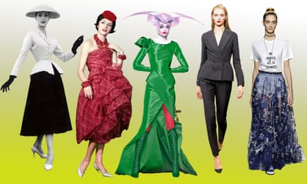 Signature looks from Christian Dior