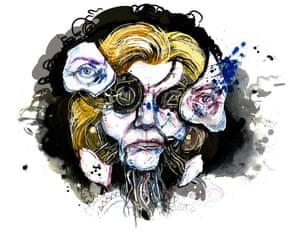 No Rome will burn on my watch … Hillary Clinton