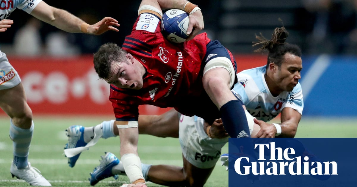 Exeter carry the English standard but French clubs look a real force | Robert Kitson