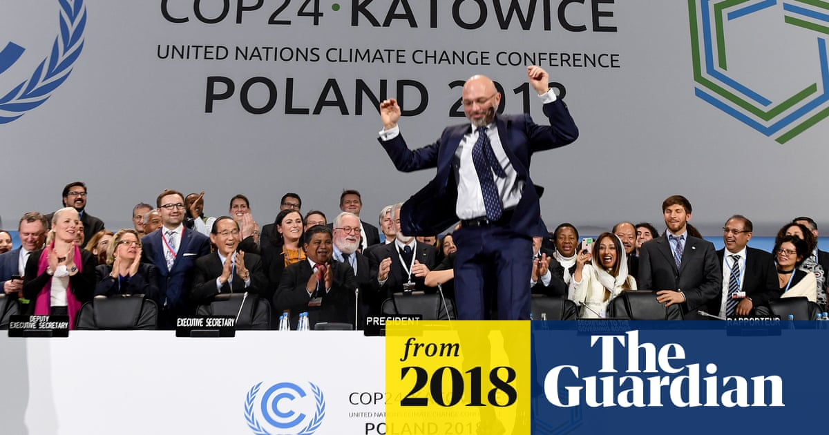 Progress and problems as UN climate change talks end with a deal
