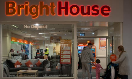 BrightHouse store in Elephant & Castle.