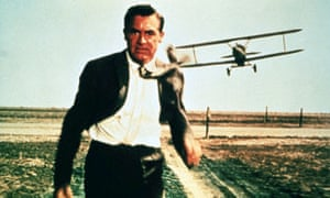 Cary Grant in North by Northwest (1959).