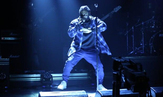 "Kendrick Lamar Performs ""Untitled 2"" On Jimmy Fallon"