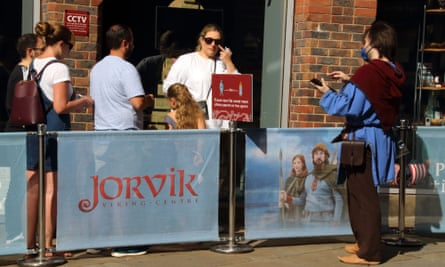 Jorvik Viking Centre.