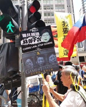 Hong Kong protests 9 June 2019.
