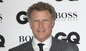 Will Ferrell at the GQ Men of the Year awards