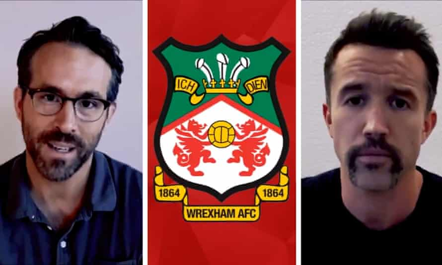 Ryan Reynolds and Rob McElhenney made an impression on Wrexham fans with their repeated pledge to 'always beat Chester'.