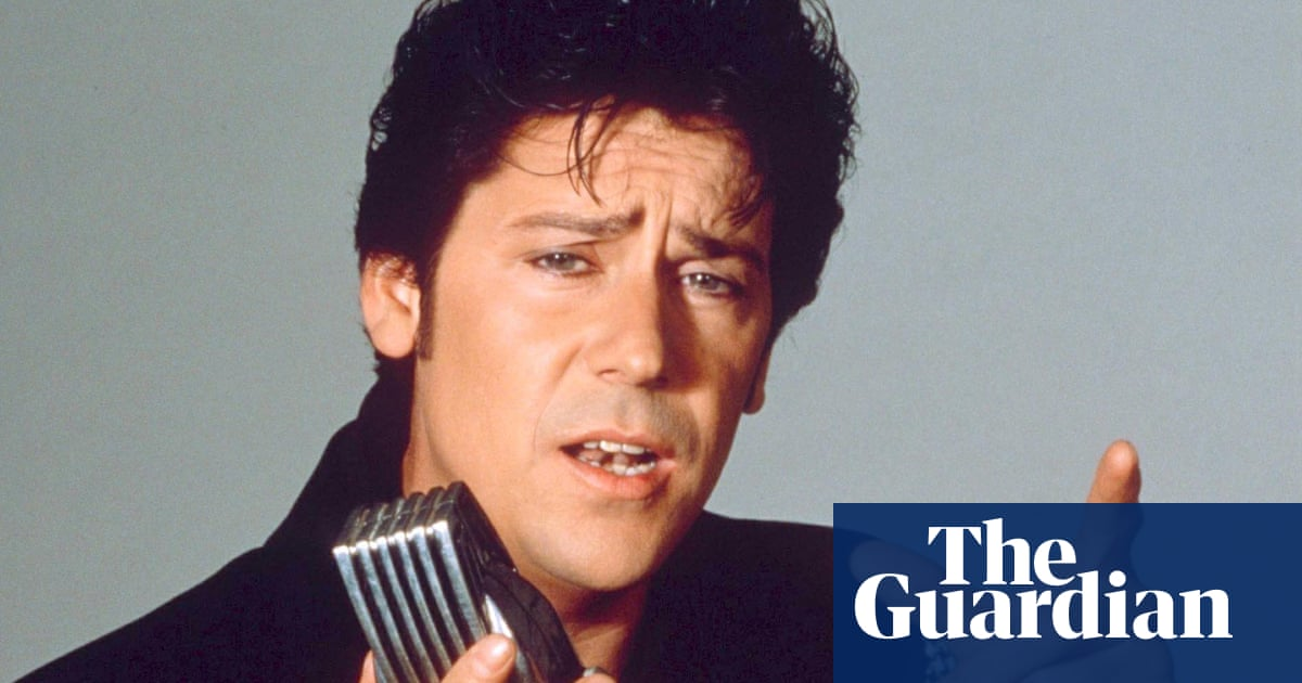 Shakin Stevens: I was over the moon playing Elvis. The first time I got a regular wage