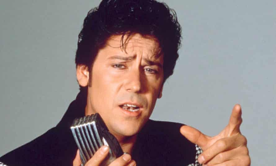 Shakin' Stevens … now releasing a career-spanning CD collection.