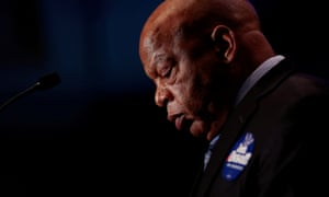 Civil rights icon congressman John Lewis had served 17 terms before his death from pancreatic cancer earlier this year.