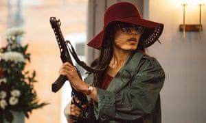 Freida Pinto in Guerrilla