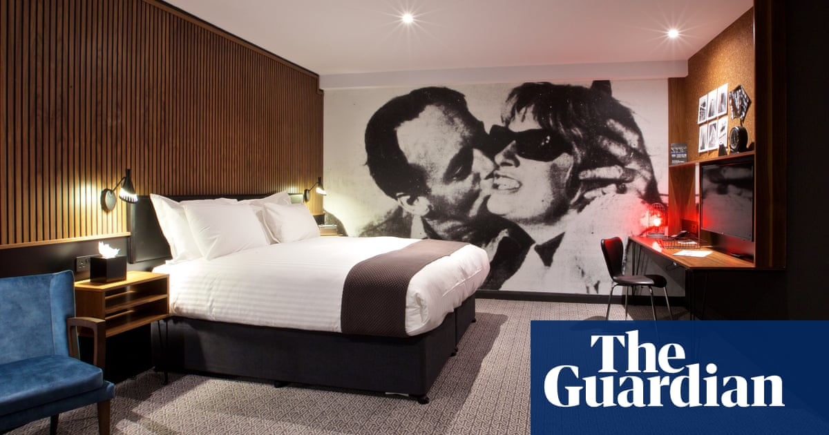 Press for room service: Coventry's new newspaper-themed hotel