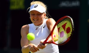 Harriet Dart's three-set win over Beatriz Haddad Maia lined up a third-round meeting with world No 1 Ashleigh Barty.