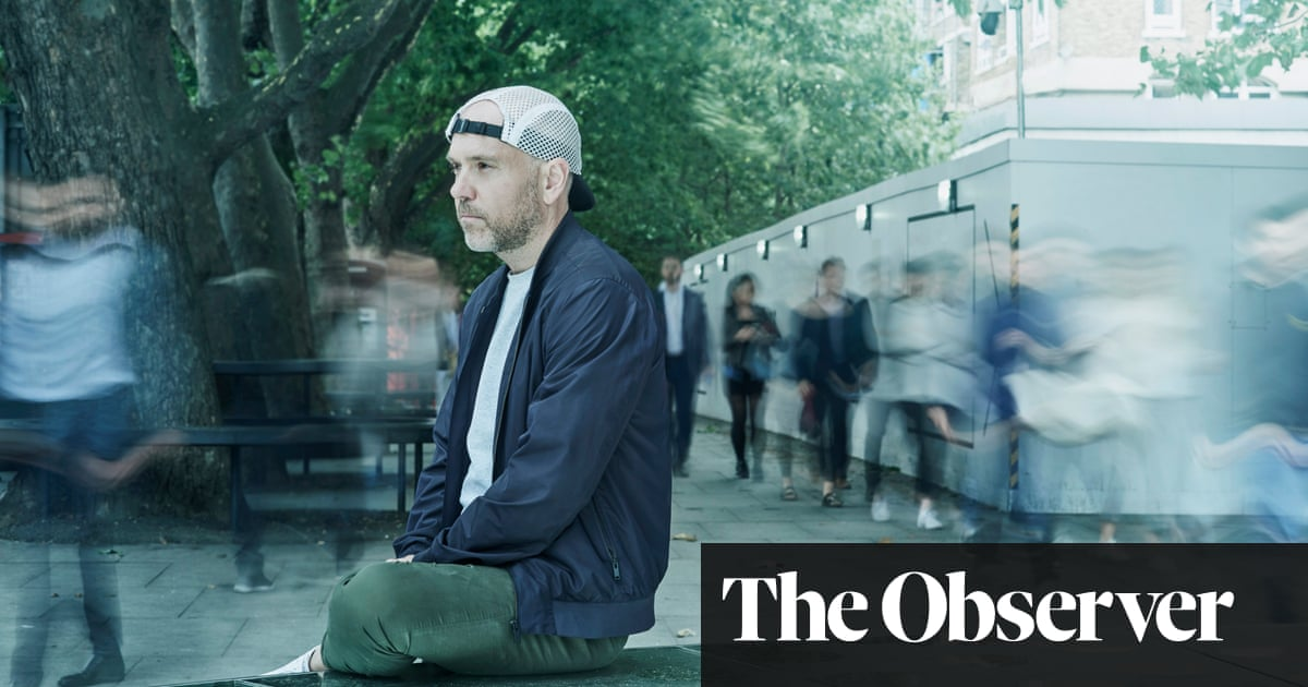 Man down: why do so many suffer depression in silence? | Society